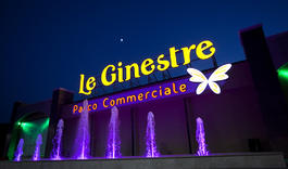 LE GINESTRE SHOPPING CENTER OPENING
